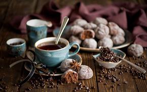sweets, tea, drink, сладости, еда, чай