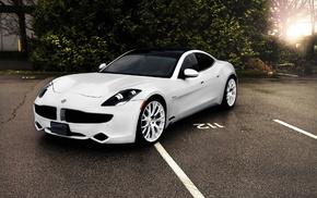 cars, automobile, supercar, white
