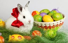 basket, spring, holiday
