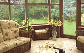 house, interior, design, villa, style