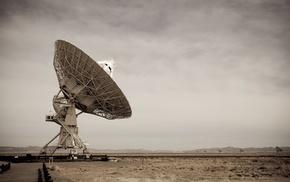 satellite, telescope