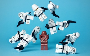 LEGO, Звездные войны, штурмовик