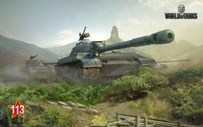 tank, video games