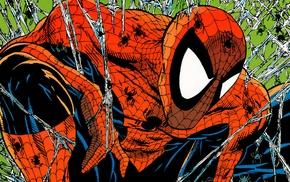 Peter Parker, comics, Spider, Man