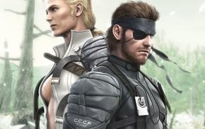 The Boss, Metal Gear Solid, Metal Gear Solid 3 Snake Eater, Big Boss