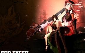 video games, God Eater