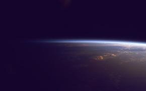 Земля, космос