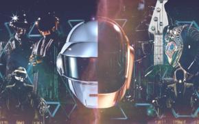 Daft Punk, music