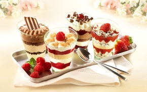 dessert, chocolate, sweet, delicious