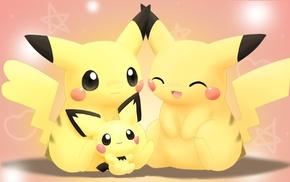 Pichu, Pikachu