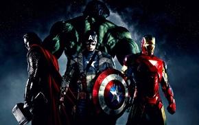 Thor, Avengers Age of Ultron, The Avengers, Iron Man, Marvel Comics, Captain America