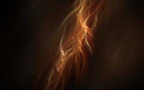 абстрактные, космос