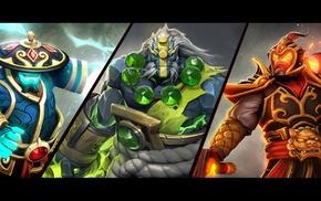 Ember Spirit, Dota 2, Earth Spirit, Storm Spirit, Valve