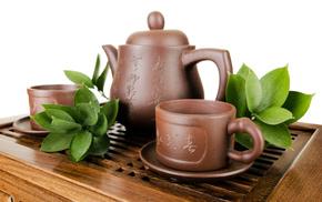 stunner, tea, leaves
