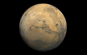 Mars, planet