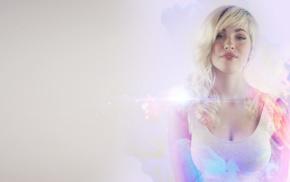 blonde, Devon Jade