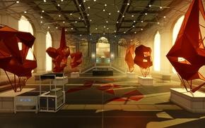 futuristic, video games, Deus Ex Human Revolution