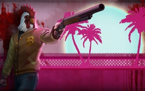 Hotline Miami, video games