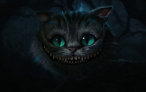 cat, Cheshire Cat, movies, Alice in Wonderland