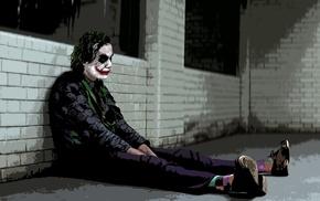 Batman, movies, anime, prisons, The Dark Knight, Joker