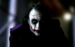 The Dark Knight, Batman, movies, Joker, anime, MessenjahMatt