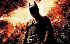 The Dark Knight Rises, Batman, movies