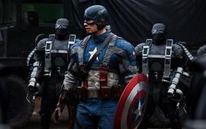 Captain America, Captain America The First Avenger, movies, Chris Evans