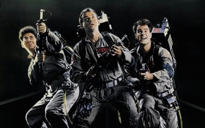 movies, Bill Murray, Ghostbusters, Dan Aykroyd