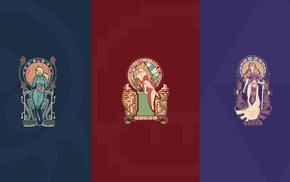 Samus Aran, Zelda, The Legend of Zelda, Princess Peach, Triforce, Metroid