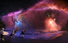 космос, Звездные войны
