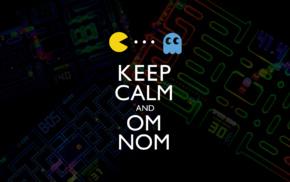 Inky, Pacman, Keep Calm and...