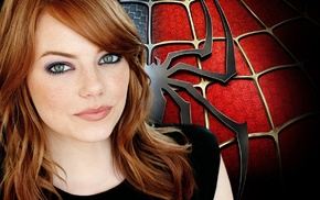 movies, Spider, Man, Emma Stone, The Amazing Spider