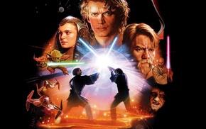 Anakin Skywalker, Star Wars, Star Wars Episode III, The Revenge of the Sith, Padme Amidala, movies