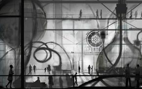 Valve Corporation, GLaDOS, Portal 2, Portal, Aperture Laboratories, video games