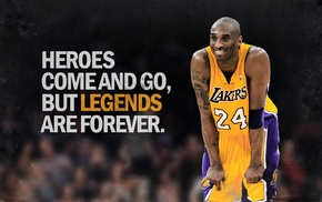 Kobe Bryant, anime, basketball, sports, NBA, Los Angeles