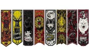 sigils, Game of Thrones