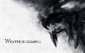 Winter Is Coming, Game of Thrones, House Stark