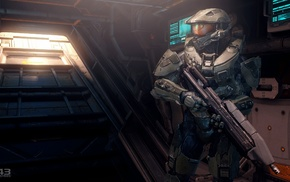 Halo, Master Chief