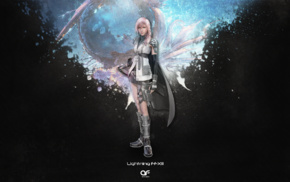 lightning, Final Fantasy XIII, Claire Farron
