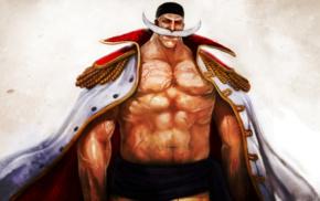 anime, Whitebeard, One Piece