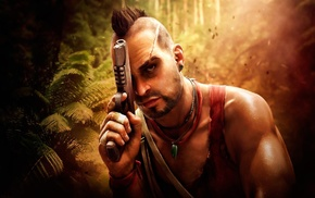 video games, Far Cry 3, Vaas Montenegro, Vaas, Far Cry
