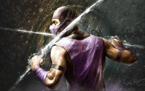 Rain mortal kombat, Mortal Kombat X, Mortal Kombat, video games, rain