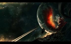 планета, космос