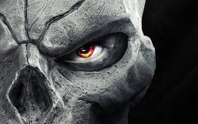 video games, death, skull