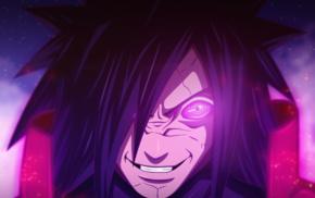 Rinnegan, Uchiha Madara, Naruto Shippuuden