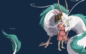 Studio Ghibli, anime, Spirited Away