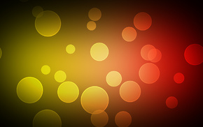 balloon, 3D, bubbles, colors, gradient