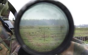 sniper rifle, scopes, PSO, 1