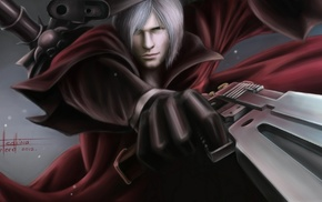 video games, Dante, Devil May Cry