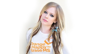 Avril Lavigne, blonde, singer, girl
